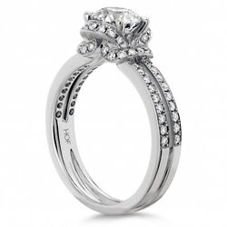 $11500 Hearts on Fire Optima Engagement Ring