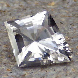 DANBURITE-MEXICO 4.89Ct CLARITY VS2-FOR JEWELRY-PERFECT FACETING-ANGEL CRYSTAL! $81.00