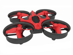 RC Drone Quadcopter Mini Remote Control Red Fyling Toy Helicopter Kids Toys Gift GBP 18.99