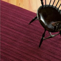 Laguna Pinot Red Ultra Durable Area Rugs By Homespice Decor in Many Sizes!!