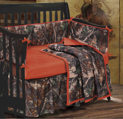 Nursery Ideas Hunting Crib Bedding Sets Camouflage Baby Stuff Newborn Boy Gifts