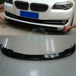 Auto Front Lips Spoiler kit For BMW 5-Series F10F18 520i 525i 2011-2013