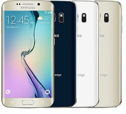 Samsung Galaxy S6 Edge+ Plus SM-G928A 32GB AT&T Unlocked 4G Android Phone GREAT