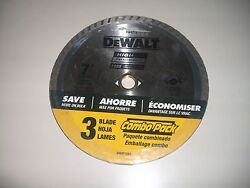 3 Piece DEWALT DW4712B3 HIGH PERFORMANCE 7