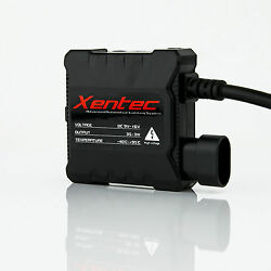 1x XENTEC 35W Xenon HID Light Replacement Ballast H1 H3 H4 H7 H10 H11 9005 9006