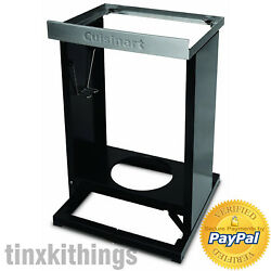Outdoor Folding Grill Stand Cuisinart Gas Charcoal Pizza Oven Accessory Camping