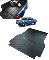 2005 - 2019 Genuine Tacoma Bed Mat - Double Cab Short Bed PT580-35050-SB
