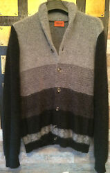 missoni cardigan men limited edition size M-L48-50 Made in Italy