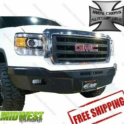 Iron Cross RS Series Front Bumper Fits 2007-2013 Chevrolet Silverado 1500