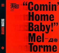 Comin' Home Baby! Torme Mel Good Import Extra tracks