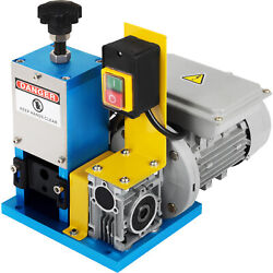 Electric Wire Stripping Machine Portable Powered Comercial 1 4HP Cable Stripper $159.97