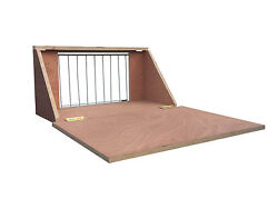 Trap and board for Pigeons - Fantails tumblers high flyers doves bob wires