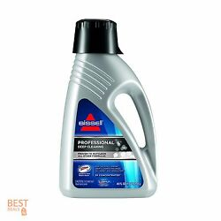Outdoor Carpet Cleaner Stain Deep Clean Commercial Solution Car Kit Bisell 48oz
