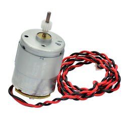 MABUCHI 365 13205 DC24V 0.06A 8000RPM 88g.cm Micro Motor with Long Wire $7.99