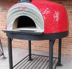 Wood fired pizza oven VPO Neapolitan 110