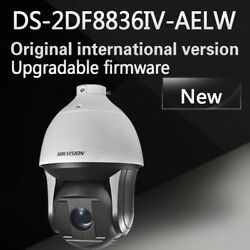 Hikvision 4K 8MP HD 36X Outdoor Smart IR PTZ Speed Dome Camera DS-2DF8836IV-AELW