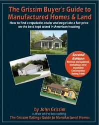 GRISSIM BUYERS GUIDE TO MANUFACTURED HOMES LAND HOW TO FIND A