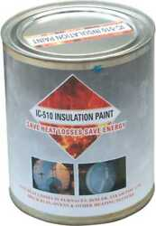 Heat Resistance Ceramic insulation Thermal coating paint glass rock mineral wool