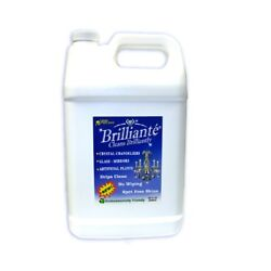 Brilliante New Crystal Chandelier Cleaner One Gallon Refill Environmentally Safe $37.90