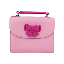 Case For Fuji Instax Mini Cameras Pink Strap Butterfly Pocketbook Style $17.50