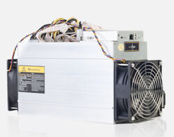 Antminer L3+ Litecoin Bitcoin Miner & APW3++ POWER SUPPLY (MONEY MINING BUNDLE)