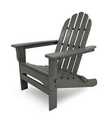Trex Outdoor Furniture Cape Cod Folding Adirondack Chair Stepping Stone