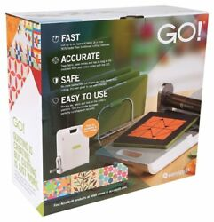 AccuQuilt GO Fabric Cutter For Sewing  Cutting Cloth Tools Supplies