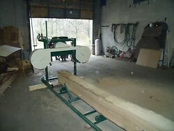 BAND SAWMILL PLANS BUILD IT YOURSELF COMPLETE INSTRUCTIONS $20.00