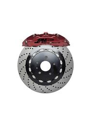JPM RS Anodize RED Forged Big Brake 6pots Caliper 355mm 2PCS Disc for BMW E90