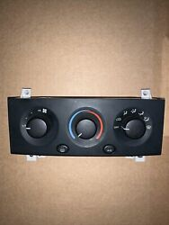 1999-2004 JEEP GRAND CHEROKEE HEATER AC CLIMATE CONTROL UNIT OEM 01 02 03 04 $53.99