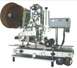 New~ 110V DDL-605 Semi-auto Labeling Machine for objectors with flat surface