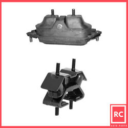Motor & Trans Mount Set 2PCS for 00-11 Buick Allure LaCrosse Chevy Impala $32.99