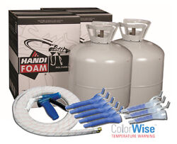 Handi-Foam 600 BF P10749 Spray Foam Insulation Kit Closed Cell $623.99