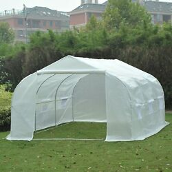Garden Portable Greenhouse House Mini Plants Outdoor Flowers 11'20'x10'x7'