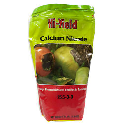 Helps Prevent Blossom End Rot In Tomatoes and Peppers 4 Lbs $22.79