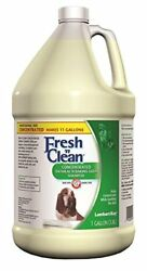 Lambert Kay Fresh'n Clean Oatmeal n Baking Soda Pet Shampoo 1-Gallon New