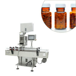 110V Automatic Capsule Counting Machine with Convey Assembly Line ZJS-A
