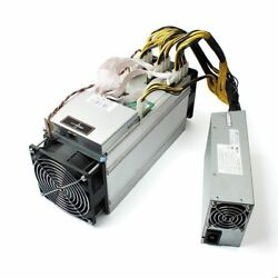 NEW Antminer S9 13.5THs + Bitmain APW3++ PSU- on hand USA!  with startup help