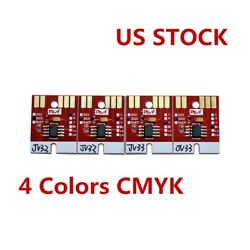 NEW Chip Permanent for Mimaki JV33 SS21 Cartridge 4 Colors CMYK US Stock $55.86