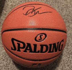 Pat Riley Signed Spalding Replica NBA Basketball with Exact Proof $348.00
