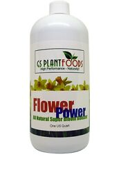 Flower Power All Natural Super Bloom Booster 32 0z concentrate $16.95