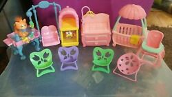 Cabbage patch doll or Barbie baby furniture