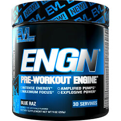 Evlution Nutrition ENGN Pre-workout Powder for Increased EnergyPower and Focus