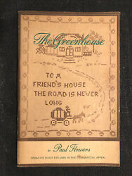 Commercial Appeal Memphis THE GREENHOUSE CUTTINGS FROM ANOTHER.. Paul Flowers