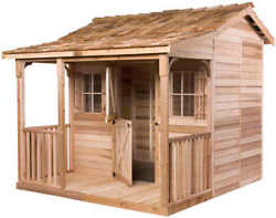 Cedarshed Bunkhouse in 4 sizes