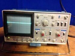 Energy Concepts Inc. 20 MHz Oscilloscope 30920 B