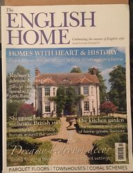 The English Home Rooms To Admire British Style Jan Feb 2015 FREE SHIPPING $11.97