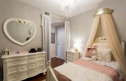 Beautiful teen or little girl room set. Please read details. Negotiable.