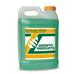 The Classic 18 3 6 with 50% SRN Pro Liquid Fertilizer For Golf Courses 2.5 Gals $91.95