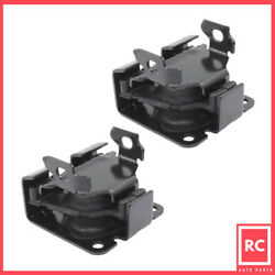 Front Motor Mount 2PCS Set for 96-05 Chevrolet Blazer S10 4.3L EM-2802 A2802 $27.99